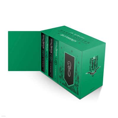 Harry Potter Slytherin House Editions Hardback Box Set