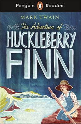 Penguin Readers Level 2: The Adventures of Huckleberry Finn (ELT Graded Reader)
