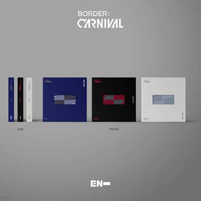[사인회 응모상품] ENHYPEN - BORDER : CARNIVAL [SET]