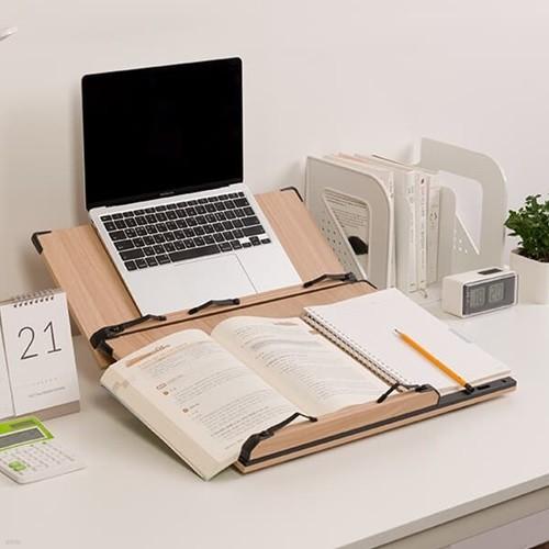 프라임 신제품 독서대 P260 항균필름 필기기능 2단독서대+사은품