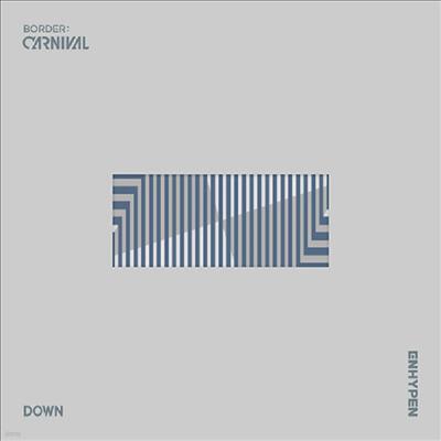 엔하이픈 (Enhypen) - Border: Carnival (Down Version)(CD)