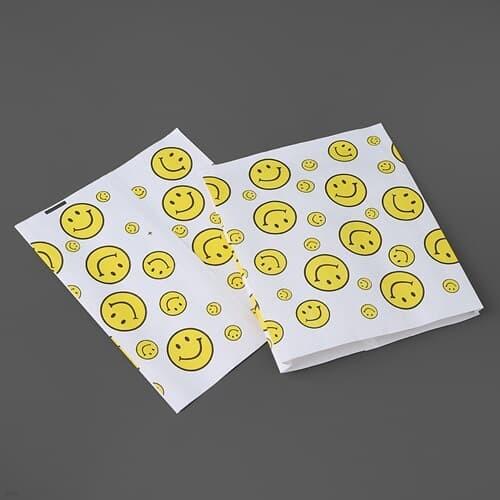 스마일 패턴 페이퍼백 90p세트 구디 선물 답례품봉투