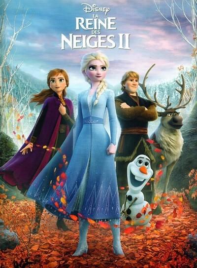 La reine des neiges II (L'histoire du film)