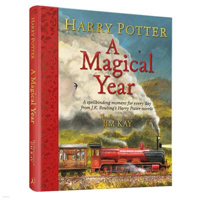 Harry Potter : A Magical Year (영국판) 해리포터 : 마법 같은 1년