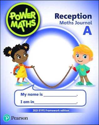 Power Maths Reception Journal A - 2021 edition