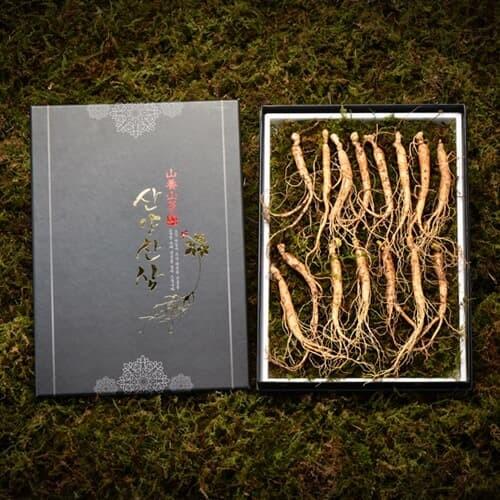 심봤다 삼 산양산삼 산양삼 장뇌삼 선물세트 15뿌리