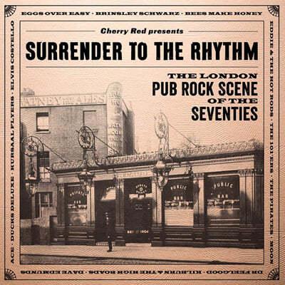 펍 락 컴필레이션 (Surrender To The Rhythm The London Pub Rock Scene Of The Seventies)