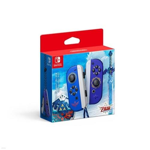 [닌텐도][스위치 주변기기]Nintendo Switch™ 컨트롤러 Joy-Con™ (L)/(R) 젤다의 전설 스카이워드 소드 에디션