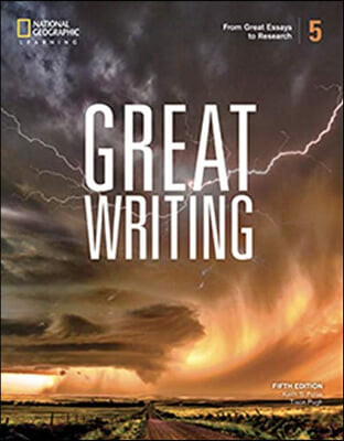 Great Writing 5 : Student book, 5/E