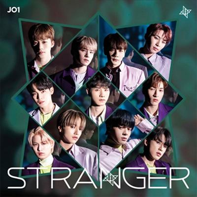 JO1 (제이오원) - Stranger (CD+Photobook) (초회한정반 B)(CD)