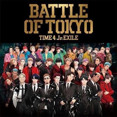 Generations, The Rampage, Fantastics, Ballistik Boyz From Exile Tribe - Battle Of Tokyo Time 4 Jr.Exile (CD+Blu-ray)