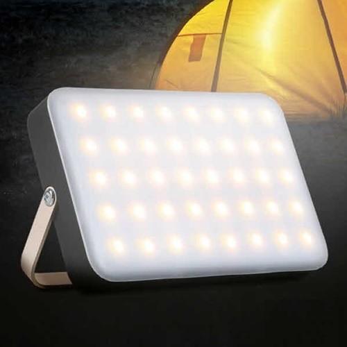 OMT 캠핑 차박 LED조명 랜턴 (40개LED+4단밝기+15000mA대용량배터리)