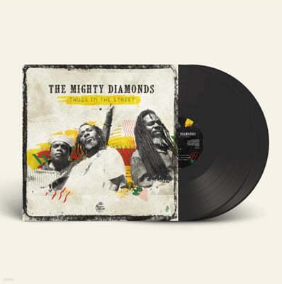 Mighty Diamonds (마이티 다이아몬드) - Thugs in the Street [2LP]