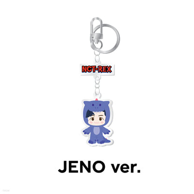 [JENO] ACRYLIC KEY RING - NCT DREAM X PINKFONG