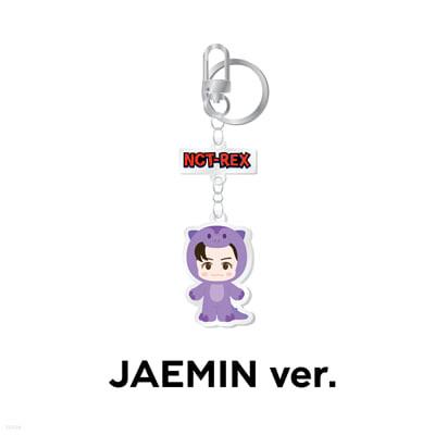 [JAEMIN] ACRYLIC KEY RING - NCT DREAM X PINKFONG
