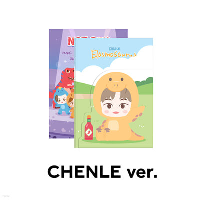 [CHENLE] NOTE SET - NCT DREAM X PINKFONG