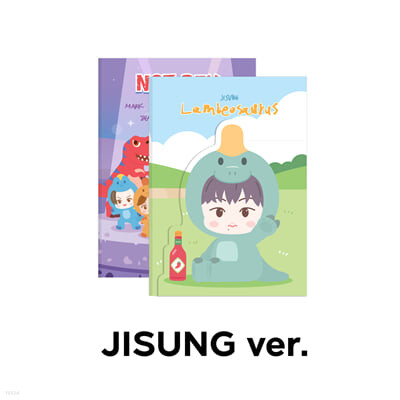 [JISUNG] NOTE SET - NCT DREAM X PINKFONG