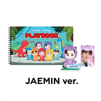 [JAEMIN] PLAYBOOK SET - NCT DREAM X PINKFONG