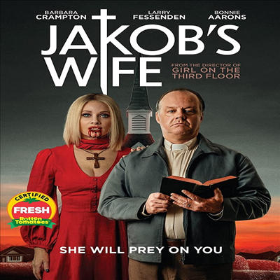 Jakob's Wife (제이콥의 아내) (2021)(지역코드1)(한글무자막)(DVD)