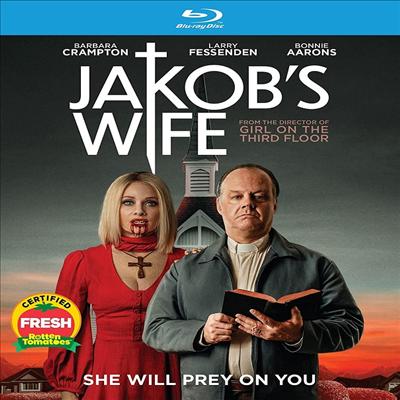 Jakob's Wife (제이콥의 아내) (2021)(한글무자막)(Blu-ray)