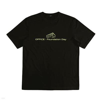 T-SHIRT Beyond LIVE - NCT 127 ONLINE FANMEETING 'OFFICE : Foundation Day'