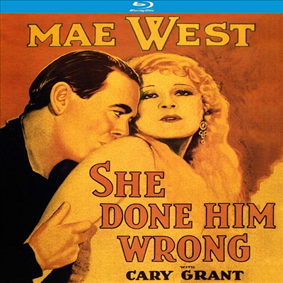 She Done Him Wrong (다이아몬드 릴) (1933)(한글무자막)(Blu-ray)