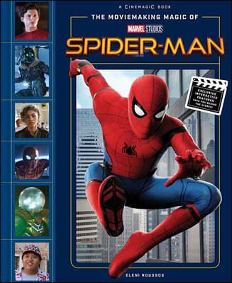 The Moviemaking Magic of Marvel Studios: Spider-Man 마블 스튜디오 스파이더맨 영화 제작 가이드북