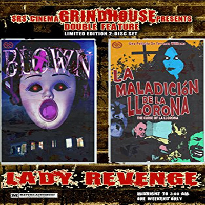 Grindhouse Double Feature: Lady Revenge (그라인드하우스)(지역코드1)(한글무자막)(DVD)