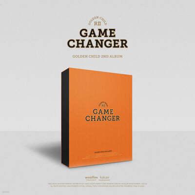 골든차일드 (Golden Child) 2집 - Game Changer [한정반]