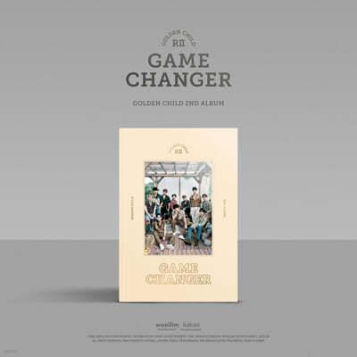 골든차일드 (Golden Child) 2집 - Game Changer [A ver.]