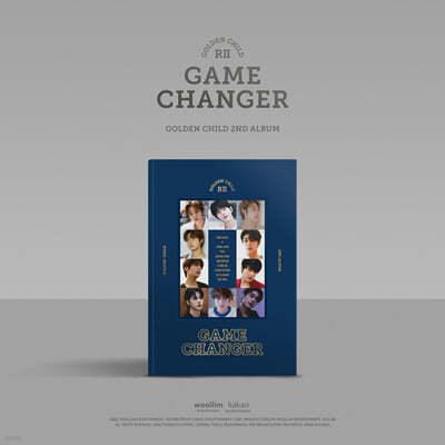 골든차일드 (Golden Child) 2집 - Game Changer [C ver.]