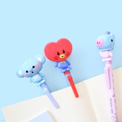 베이비 BT21 피규어 액션 펜