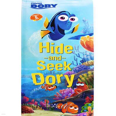 [스크래치 특가] Disney pixar Finding Dory Hide and seek dory
