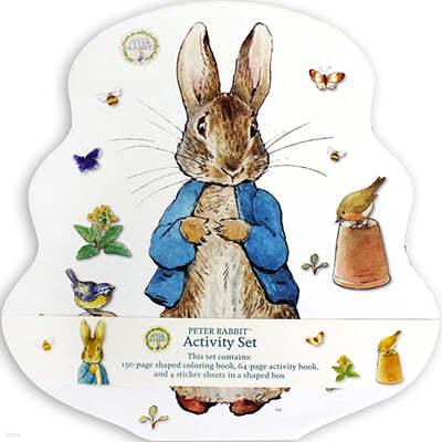 [스크래치 특가] Peter Rabbit Activity Set