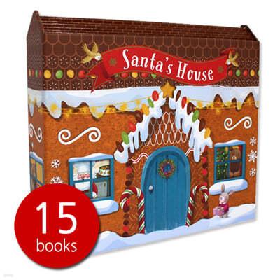 [스크래치 특가] Santas House 15 Book Collection