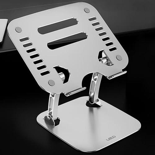 [레토] 2단 접이식 알루미늄 노트북 거치대 스탠드 LNS-IF04