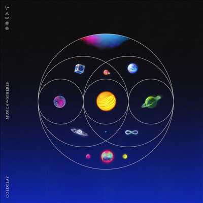 Coldplay - Music Of The Spheres (Feat. BTS)(Slipcase)(CD)
