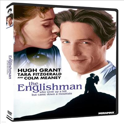 The Englishman Who Went Up A Hill But Came Down A Mountain (잉글리쉬맨) (1995)(지역코드1)(한글무자막)(DVD)
