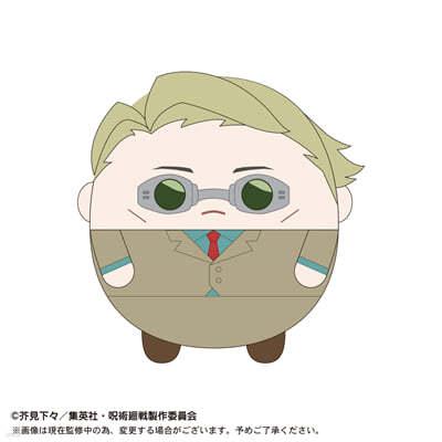 (예약도서) JJ-37 呪術廻戰 ふわコロりん Msize3 D 七海建人