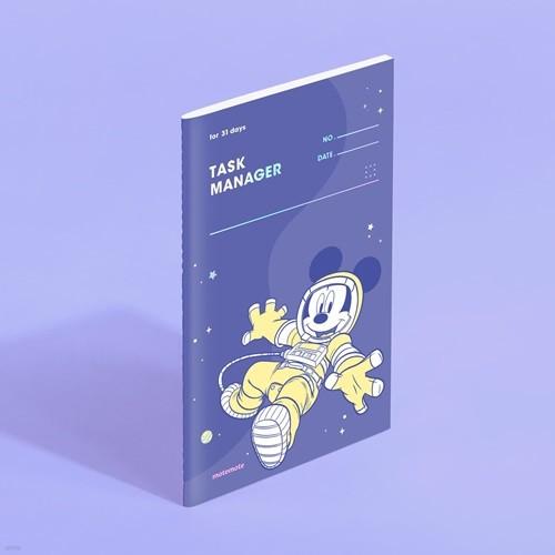 [모트모트] 디즈니 태스크 매니저 31DAYS - 미키(우주인)