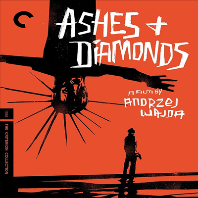 Ashes And Diamonds (The Criterion Collection) (재와 다이아몬드) (1958)(한글무자막)(Blu-ray)