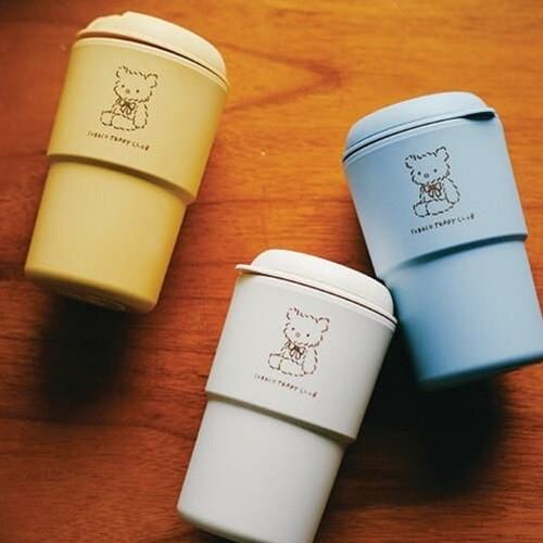 [수바코] 리유저블 컬러 아이스 핫 텀블러 콜드컵 3종