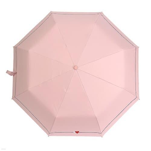 하트시그널 UV차단 완전자동 양산겸 우산 3단 여름