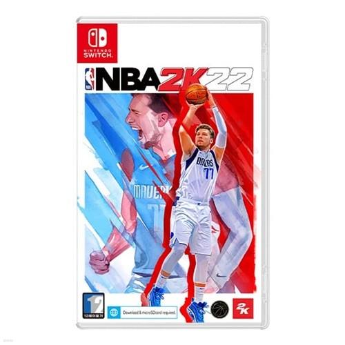 [스위치 타이틀]NBA 2K22 스탠다드 에디션