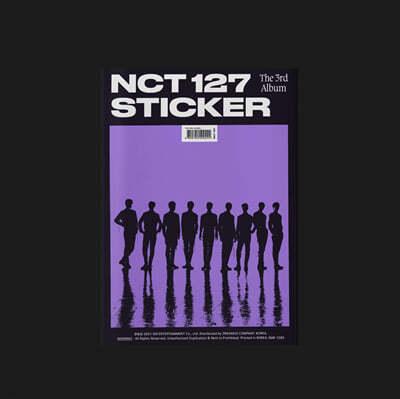 엔시티 127 (NCT 127) 3집 - Sticker [Sticker ver.]