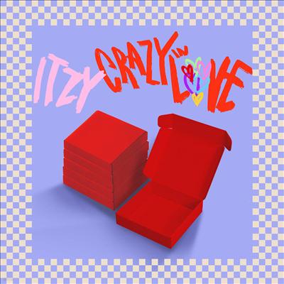 있지 (Itzy) - Crazy In Love (US Version)(CD)