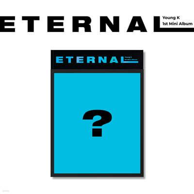 영케이 (Young K) - 미니앨범 1집 : Eternal