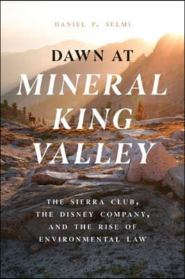 The Dawn at Mineral King Valley