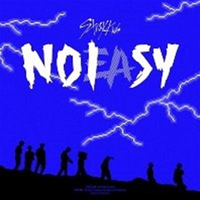 [미개봉] 스트레이 키즈 (Stray Kids) / 2집 - Noeasy (일반반) (A/B Ver. 랜덤 발송)