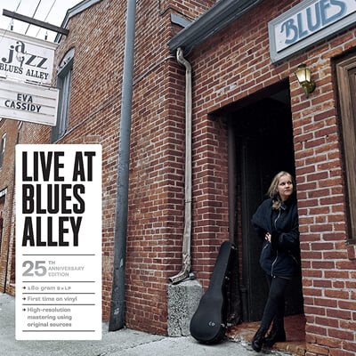 Eva Cassidy (에바 캐시디) - Live At Blues Alley [2LP]